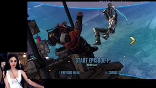 Yoni does Tales from the Borderlands (Day 1)