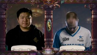 2019 HCT Winter Championship - Day 1 - Group D - Initial Match - Bunnyhoppor vs GoeLionKing