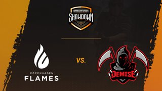CPH Flames vs Demise - Train - Group A - DreamHack Showdown Valencia 2019