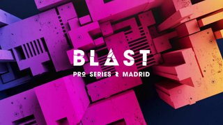 BLAST Pro Series Madrid 2019 - Qualifier - Movistar Riders Vs. Vodafone Giants