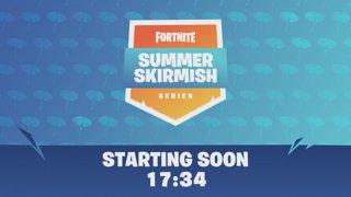 Fortnite Summer Skirmish Grand Finals (9/3) - PAX West 2018 Live!