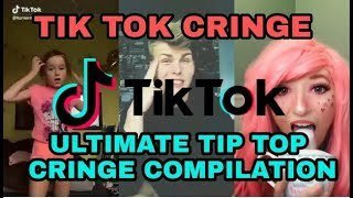 tik tok cringe compy - the internet was a blessing and a curse