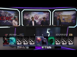 видео: 4 7:00 MSK   EHOME vs Royal Never Give Up   TI9: CN Closed Qualifier   bo3 by Adekvat & Eiritel
