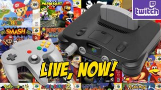 YOVIDEOGAMES RETURNS - Nintendo 64 Saturday (Sat 11-3)