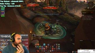 Epic 33 Kill Bloodlust Tank Battle   Garroshboosting