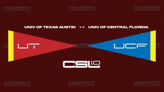 2018 Fall W2 DotA2: UT Austin vs UCF (Game 2)