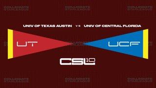 2018 Fall W2 DotA2: UT Austin vs UCF (Game 1)