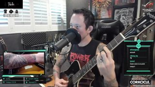 Matt Heafy (Trivium) - A Perfect Circle - Orestes I Acoustic Cover