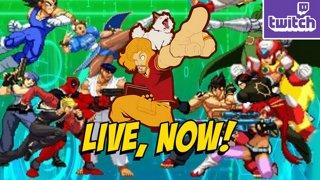 MUGEN SUNDAY - Battle Climax | Ultimate Capcom V SNK | Mortal Kombat Project (3-10)
