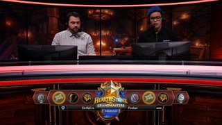 StrifeCro vs Firebat - Hearthstone Grandmasters Americas S2 2019 - Week 7