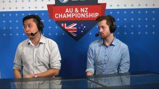 LIVE: ESL AU&NZ Championship 2018 Season 1 Finals - Day 2 - Live from Supanova Sydney