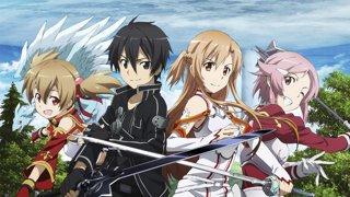 Sword Art Online - Crossing Field ( S1 Op1)