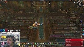 Egzolinas Battle For Azeroth World Quests Farm Invincible 40