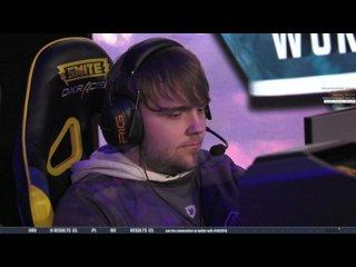 видео: SWC2018-полуфинал-Team Rival vs Nrg Esports-игра 2