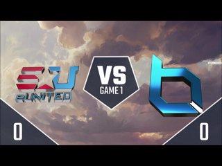 видео: SWC2018-полуфинал-eUnited vs Obey Alliance-игра1