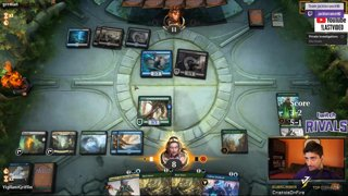 Twitch Rivals: Magic the Gathering Arena Challenge