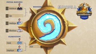Hunterace vs SilverName - Group 1 Winners - Hearthstone Grandmasters Europe S2 2019 Playoffs