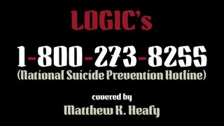 Matt Heafy (Trivium) - Logic - 1-800-273-8255 I Cover