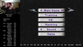 Star Fox 64 PB - 2331 Hits