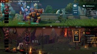 [FIL ] FNATIC v EG | Game 1 | The Kuala Lumpur Major | Main Stage