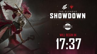 THE ELEAGUE SHOWDOWN: MTG Arena presented by Intel Gamer Days begins Wednesday, Sept. 4, at 8 p.m. ET
