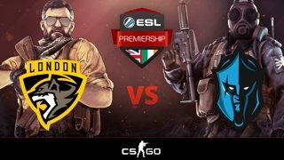 [Counter-Strike] London Lynx vs Radix Esports Match Day 1 ESL Premiership Summer 2018