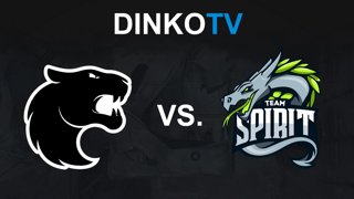 Highlight: [ENG] FURIA VS. Spirit | WePlay! Lock and Load- Group A Opening Matchup- Dinko & Hawka