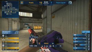 RERUN: CS:GO - Fnatic vs. Liquid [Mirage] Map 3 - Grand Final - IEM Sydney 2019