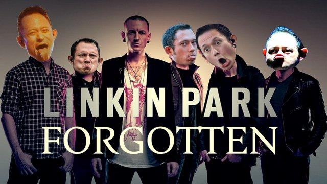 Matt Heafy (Trivium) - Linkin Park - Forgotten I Acoustic Cover
