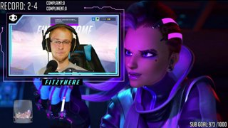 Fitzyhere on Numbani | Quest for 50% Winrate