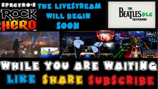SpectrosRockHero - Run for Your Life - The Beatles Rock Band