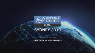 FaZe vs NRG   IEM Sydney 2019   Faza grupowa - Dzień 2