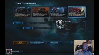matchmaking rating StarCraft 2