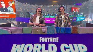 Fortnite World Cup - Week 10 Finals