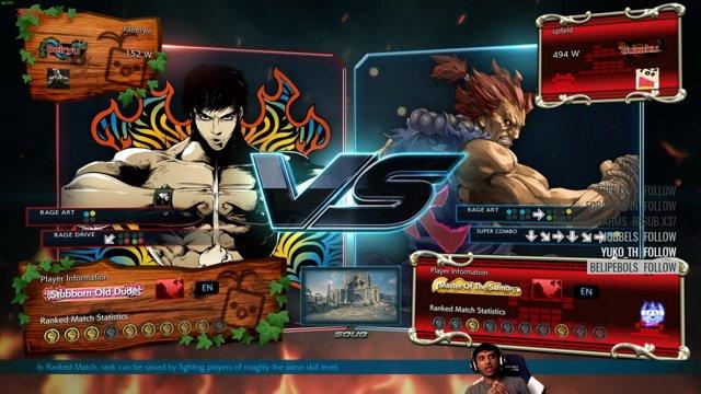 Rip VS Ricksteeezy on RANKED - Suzaku promo time? - Tekken 7