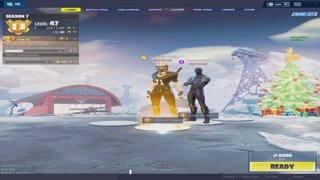 Warming Up For League   !video !royale