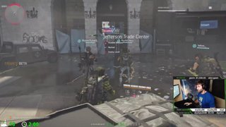 Division 2: Invaded Mission - Jefferson Trade Center