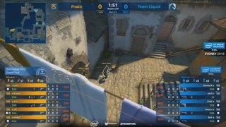 [PT-BR] Liquid vs. Fnatic | IEM Sydney 2019 | Dia 6 - [Mapa 5 - INFERNO]