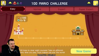 Believe in magic - 100 Mario Super Expert