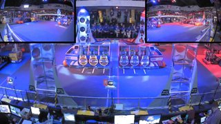 2019 FIRST Robotics Competition - Wisconsin Regional - Multiview - Saturday