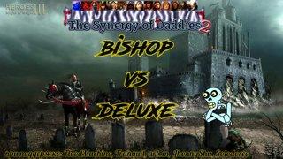 Яркий момент: The Synergy of Daddies 2 qualification 4th round / Bishop vs Deluxe / JC