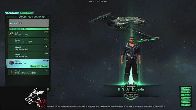Tekbio New Romulan Toon Part 5 Twitch