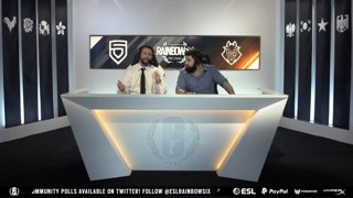 G2 Esports  vs. PENTA – Rainbow Six Pro League – Season X – EU