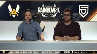 Team Vitallity vs. PENTA – Rainbow Six Pro League – Season X – EU