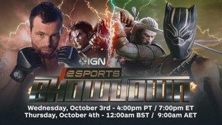 Soulcalibur 6: MMA Fighters vs. Pro Gamers Live! - IGN's Esports Showdown