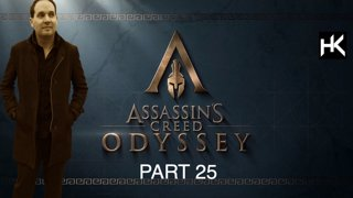 Assassin's Creed Odyssey | Part 25 | Let's Play | X