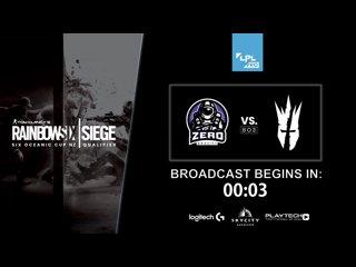 [FULL] LPL Pro Six Oceanic Cup NZ Qualifier – Grand Final – Zero Gravity vs Equinox BO3