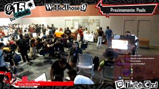 WeTecThose 9 Día 1: Pools de Singles, Squad Strike, Doubles y Crew Battles. ft. Maister, Bedgar, Javi, Waymas, FuerzaDON y más!