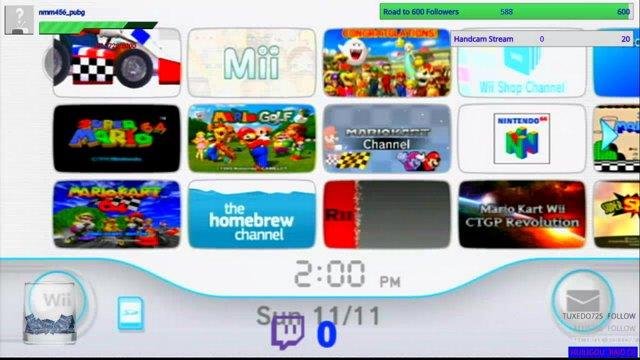 Twitch Stream VOD: N64 Bowser's Castle TTs (No Mic)