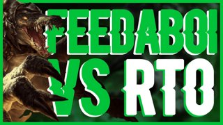 RTO vs Feedaboi l The Ultimate Showdown In The Top Lane! l Grandmasters Kled